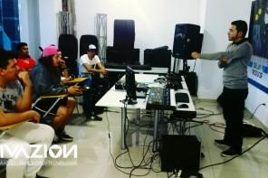 INVAZION LAB 06  Producción musical en Ableton Live y FL Studio.
